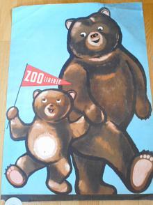 ZOO Liberec - plakát