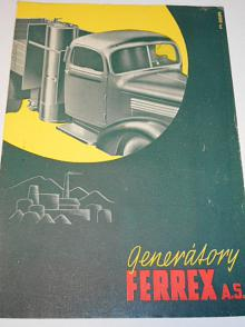 Generátory Ferrex a. s. - Grunert - Praga - prospekt
