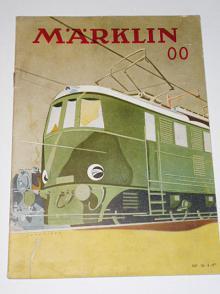 Märklin 00 - Katalog - 1939