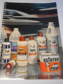 Spolana - Autochemie - Katalog - Motokov