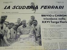 La Scuderia Ferrari - 2 moggio 1935 - XIII anno V - N. 18
