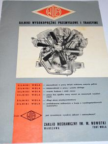 WOLA - silniky wysokoprezne przemyslowe i trakcyjne prospekt