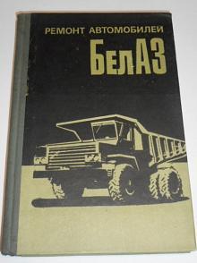 Opravy automobilů BELAZ - 1971 - rusky