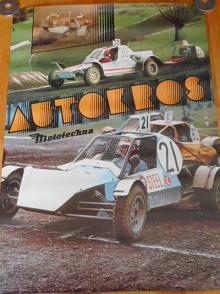 Autokros - Mototechna - plakát
