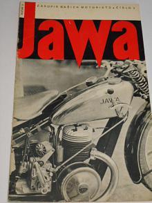 JAWA - časopis našich motoristů - 3/1938