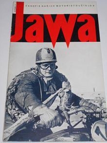 JAWA - časopis našich motoristů - 6/1938