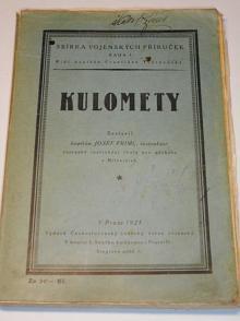 Kulomety - Josef Friml - 1923