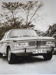 BMW 2000 - Modell 1969 - 100 PS - fotografie