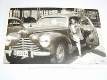 Škoda 1101 - Tudor - fotografie