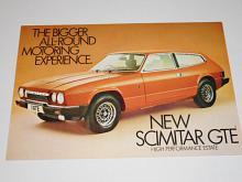 Reliant - Scimitar GTE - prospekt
