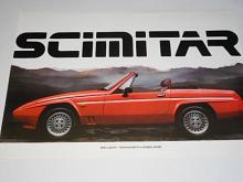 Reliant - Scimitar - 1987 - prospekt