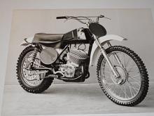 ČZ 250 typ 980.7 ? motokros - fotografie