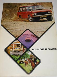 Range Rover - prospekt