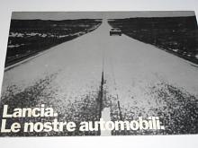 Lancia Fulvia Berlina, coupé, sport 1300, 1600, HF, HF lusso, 2000, 2000 coupé, coupé 2000 HF - prospekt