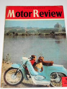 Czechoslovak Motor Review - 1962 - Škoda, Jawa, ČZ...