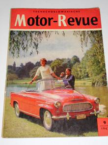 Tschechoslowakische Motor - Revue - 1962 - JAWA, Škoda, Praga...