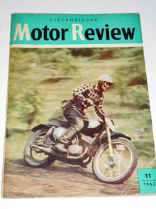 Czechoslovak Motor Review - 1962 - Jawa, Manet...