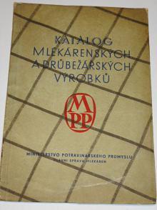 Katalog mlékárenských a drůbežářských výrobků