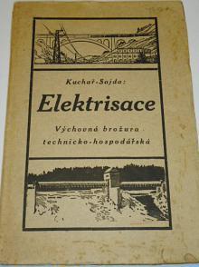 Elektrisace - Kuchař - Sajda - 1927