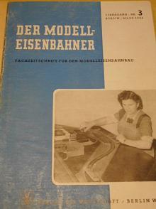 Der Modelleisenbahner - 1954 - 1955