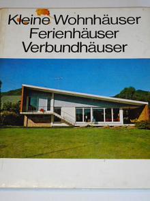 Kleine Wohnhäuser Ferienhäuser Verbundhäuser - 1972 - Nagel, Linke