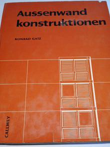 Aussenwand konstruktionen - 1965 - Konrad Gatz