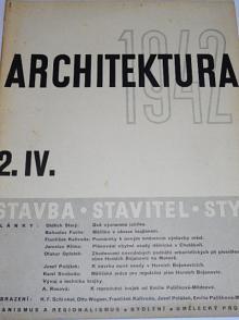 Architektura 1942
