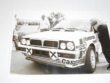 Lancia - Barum rallye - fotogrfie