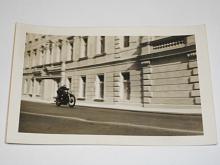 II. Teplický okruh - Antonín Vitvar - Norton 350 - fotografie