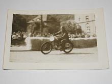 III. Ústecký okruh - Kysilka Josef - DKW 125- fotografie