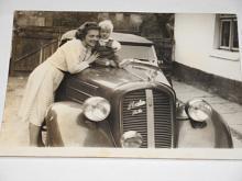 Škoda 1100 - fotografie
