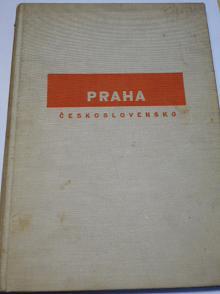 Československo - Praha - Josef Sudek - 1929