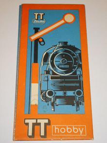 TT Zeuke  - TT hobby 1:120 - prospekt - modelová železnice