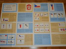 Co máme vědět o státních symbolech - plakát - 1973