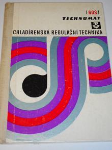 Chladírenská regulační technika - Technomat - 1973