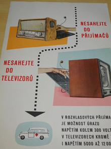 Nesahejte do přijímačů - nesahejte do televizorů!