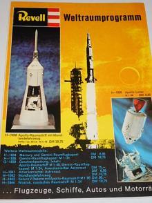 Revell - Weltraumprogramm... - prospekt