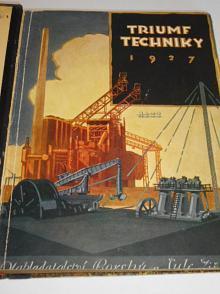 Triumf techniky 1927