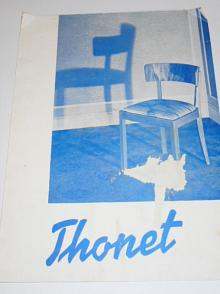 Thonet - prospekt