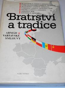 Bratrství a tradice armád Varšavské smlouvy - 1983