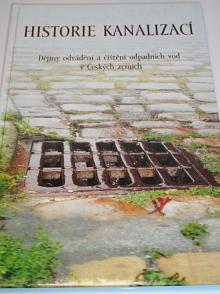 Historie kanalizací - dějiny odvádění a čištění odpadních vod v Českých zemích - 2002
