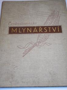 Československé mlynářství 1936