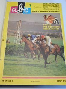 ABC mladých techniků a přírodovědců - 23. ročník - 1978 - 1979