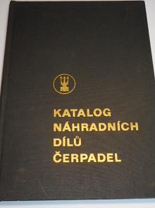 Sigma - katalog náhradních dílů čerpadel - 1980