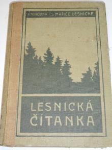 Lesnická čítanka - 1930