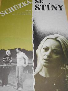Schůzka se stíny - filmový plakát - 1983