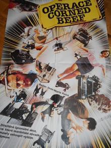 Operace Corned beef - filmový plakát - 1991