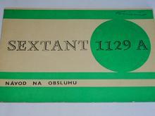 Tesla - Sextant 1129 A - gramorádio - návod na obsluhu