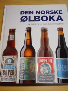 Den norske ølboka - 2016 - Norská pivní kniha