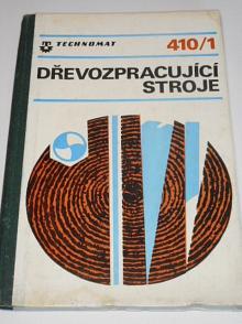 Dřevozpracující stroje - Technomat - 1986